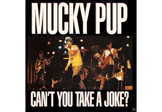 Mucky Pup - Can't You Take A Joke - (CD)
