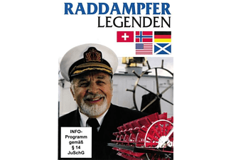 Raddampfer Legenden - (DVD)