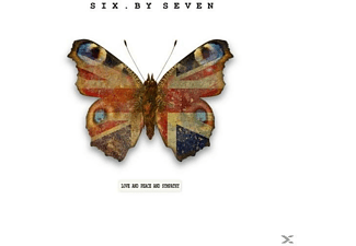 Six.By Seven - Love And Peace And Sympathy - (Vinyl)