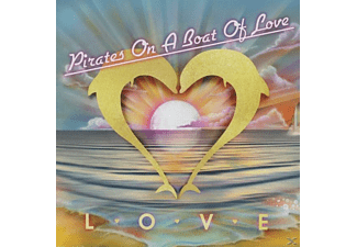 Pirates On A Boat Of Love - Love [CD]