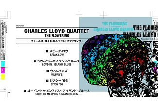 Charles Llyod Quartet - The Flowering - (CD)