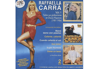 Raffaella Carrà - Vol.1-Todas Sus Grabaciones En - (CD)