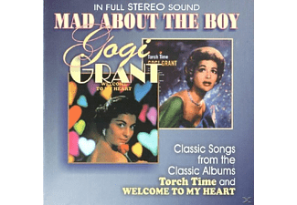 Gogi Grant - Mad About The Boy - (CD)