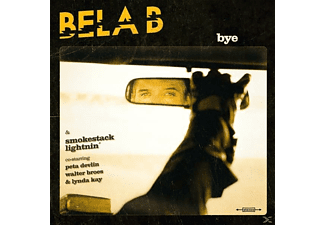 Bela B & Smokestack Lightnin' - Bye [LP + Bonus-CD]