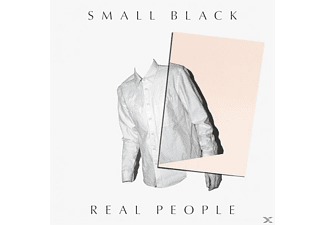 Small Black - Real People - (Vinyl)