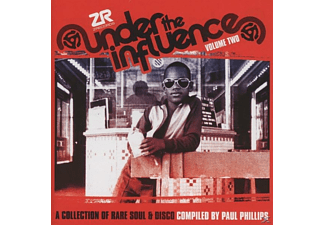 VARIOUS - Under The Influence Vol.2 Comp - (CD)