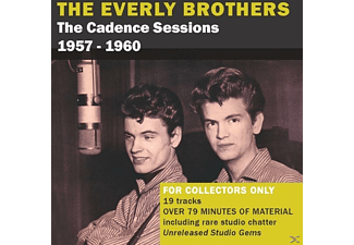 The Everly Brothers - The Cadence Sessions Vol.2 1957-1960 - (CD)