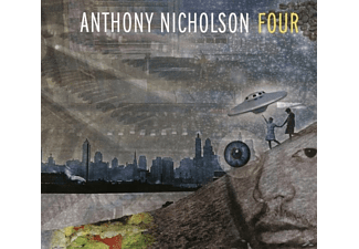 Anthony Nicholson - Four - (CD)