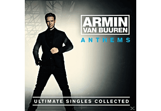 Armin Van Buuren - Anthems-Ultimate Singles Collected - (CD)