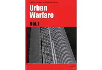 Urban Warfare - 1 CD - Rock