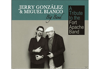 Jerry & Miguel Blanco Gonzalez - A Tribute To The Fort Apache Band - (CD)