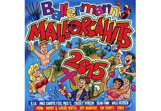 VARIOUS - Ballermann Mallorca Hits 2015 [CD]