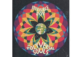 The Polyversal Souls - Invisible Joy - (CD)