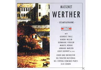 Chor & Orch.Du Theatre Nat.De - Werther - (CD)
