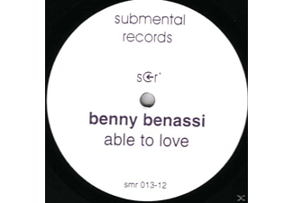 Benny Benassi - Able To Love - (Vinyl)