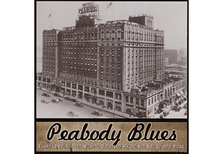 VARIOUS - Peabody Blues [CD]