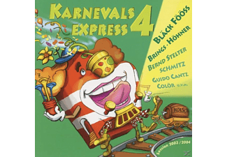 VARIOUS - Karnevalsexpress 4 - (CD)