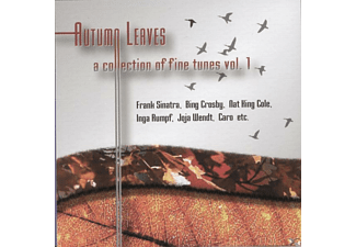 VARIOUS - autumn leaves - (CD)