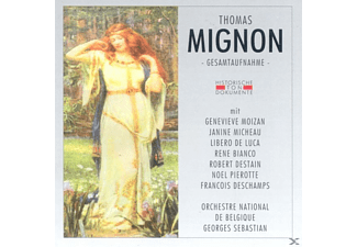 Orch.National De Belgique - Mignon - (CD)