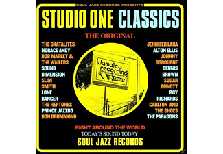 VARIOUS, SOUL JAZZ RECORDS PRESENTS/VARIOUS - Studio One Classics - (CD)