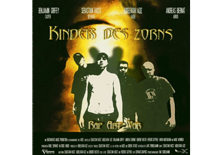 Kinder Des Zorns - Rap Art War - (CD)