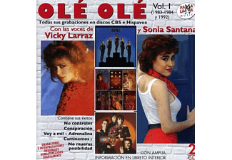 Ole Ole - Vol.1 1983-1984 Y 1992 - (CD)