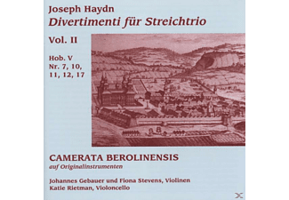 VARIOUS - Haydn, Divertimenti Ii [CD]