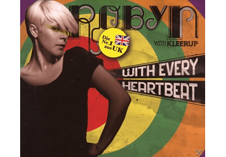 Robyn, Kleerup - With Every Heartbeat [CD]