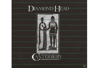 Diamond Head - CANTERBURY - (CD)