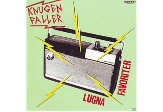 Knugen Faller - Lunga Favoriter [CD]
