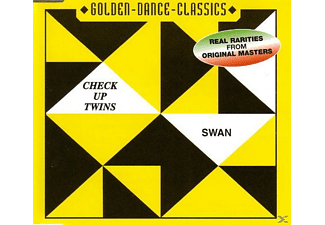 Swan, CHECK UP TWINS / SWAN - Sexy Teacher-General Custer - (Maxi Single CD)