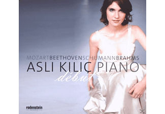 Asli Kilic - Piano-Debut - (CD)