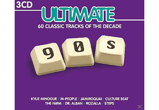 VARIOUS - Ultimate 90s [CD]