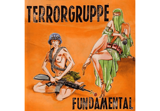 Terrorgruppe - Fundamental - (CD)