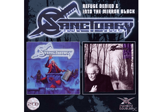 Sanctuary - Refuge Denied & Into The Mirror Black - (CD)