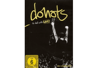 Donots - To Hell With Live! - (DVD)