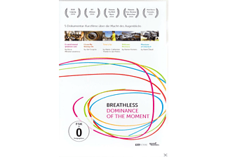 Breathless - Dominance of the Moment [DVD]
