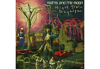 Maths And The Moon - Night Train Daydream - (CD)
