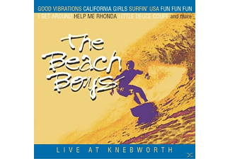 The Beach Boys - Live At Knebworth 1980 - (CD)