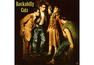 VARIOUS - Rockabilly Cats - (CD)