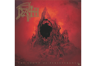 Death - THE SOUND OF PERSEVERANCE (DELUXE BLACK+MP3) - (LP + Download)