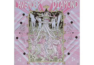 Lavender Diamond - Imagine Our Love - (CD)