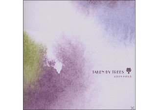 Taken By Trees - Open Field - (CD)