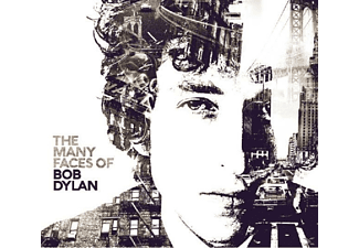 Various - Many Faces Of Bob Dylan [CD]