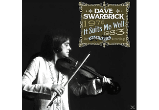 Dave Swarbrick - It Suits Me Well - (CD)