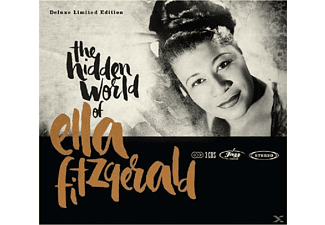 Ella Fitzgerald - Hidden World Of Ella Fitzgerald [CD]