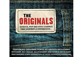 VARIOUS - The Originals [CD]