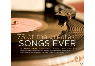 VARIOUS - 75 Of The Greatest Songs - (CD)