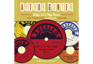 Arthur Gunter - Baby Let's Play House [CD]