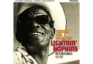 Lightnin' Hopkins - Thinkin' & Worryin' [CD]